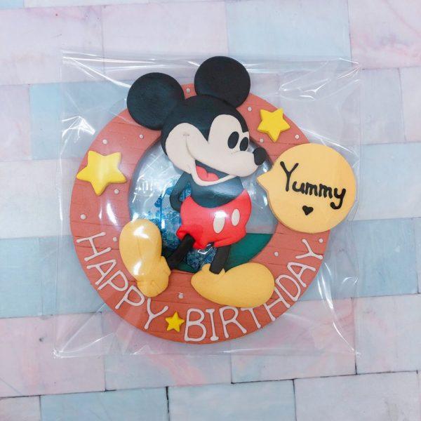 迪士尼米奇生日蛋糕推薦,壽星最愛的角色米老鼠經典款