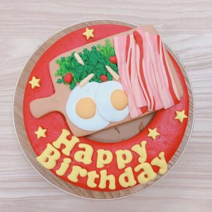 下午茶推薦早午餐造型蛋糕,悠閒的假日必吃~