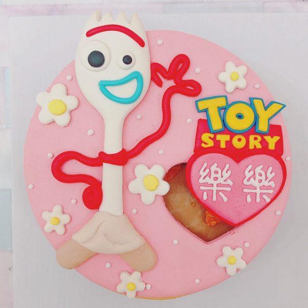 玩具總動員生日蛋糕