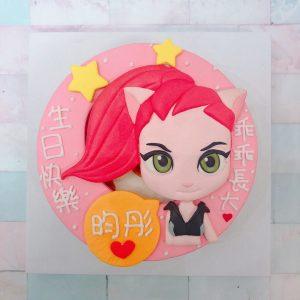 客製化宅配造型蛋糕推薦,卡通造型生日蛋糕
