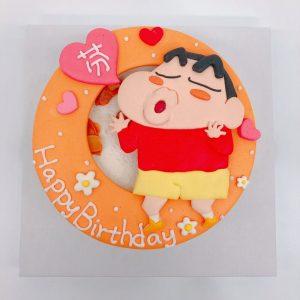 蠟筆小新生日蛋糕推薦