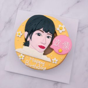 2020年人像造型蛋糕推薦,台北客製化人物蛋糕宅配訂購