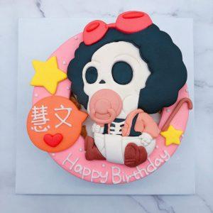 海賊王客製化造型蛋糕推薦