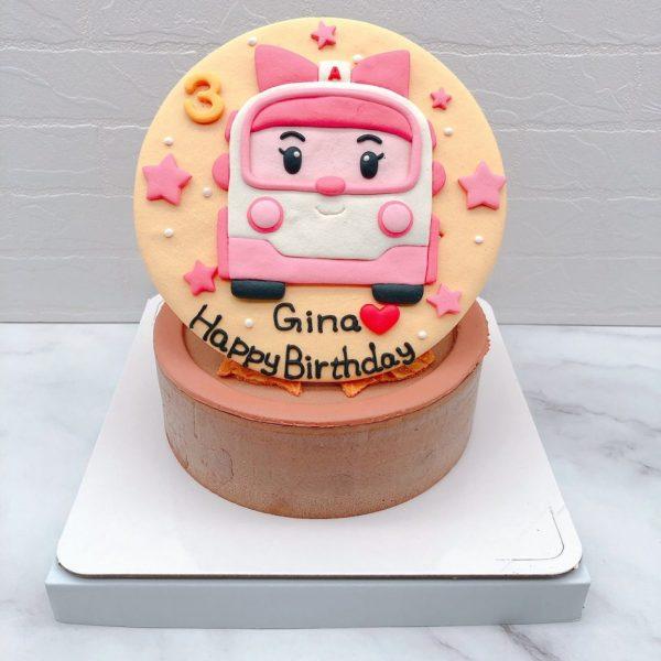 救援小英雄造型蛋糕推薦,安寶生日蛋糕宅配