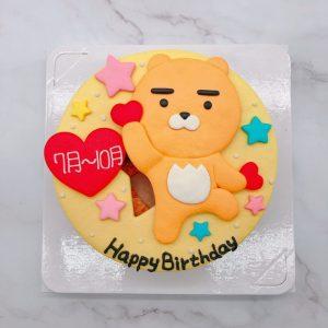 萊恩生日蛋糕推薦,Ryan造型蛋糕手作作品分享