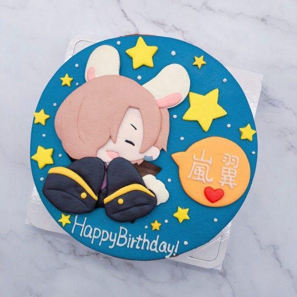 Q版客製化造型蛋糕推薦,生日蛋糕蛋糕作品分享