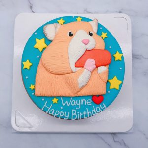 台北寵物生日蛋糕推薦,老鼠造型蛋糕宅配