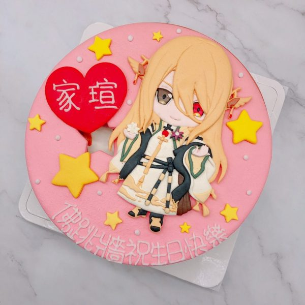 2021年客製化生日蛋糕推薦,造型蛋糕作品分享