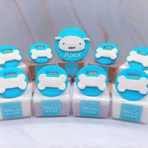 蠟筆小新杯子蛋糕推薦,小白杯子蛋糕手作分享
