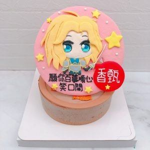 夏洛特生日蛋糕推薦,台北客製化造型蛋糕宅配