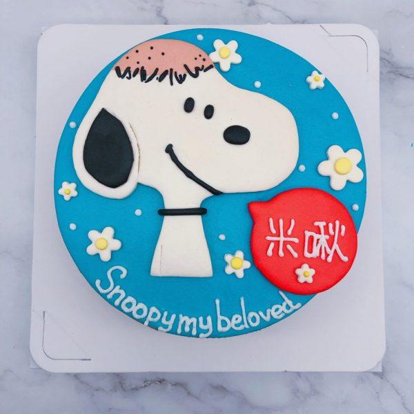 史努比生日蛋糕推薦,卡通造型蛋糕宅配分享