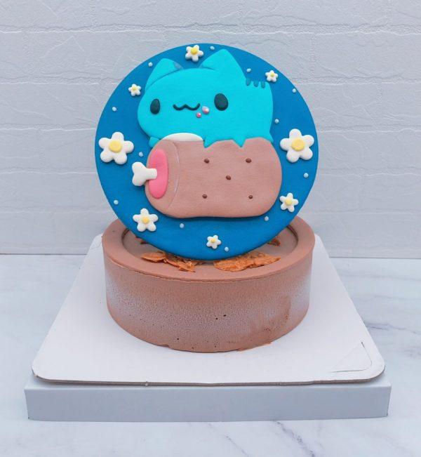 台北咖波手作造型蛋糕推薦,客製化生日蛋糕宅配