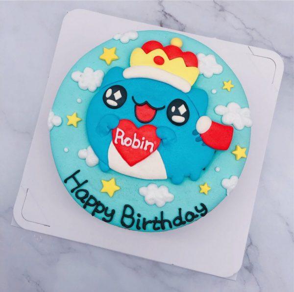 咖波手作造型蛋糕推薦,台北客製化生日蛋糕作品分享
