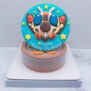 摩斯拉造型蛋糕推薦,哥吉拉生日蛋糕宅配