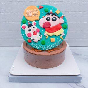 超可愛的蠟筆小新+老鼠造型蛋糕登場,喜歡的蠟筆小新的朋友快點私訊我們吧! 想找人氣推薦蛋糕就來WhosCAke,誰的蛋糕還提供客製化造型蛋糕、生日蛋糕推薦、寶寶週歲蛋糕的選擇,就是要為你製作獨一無二的蛋糕,讓你的生日與眾不同!