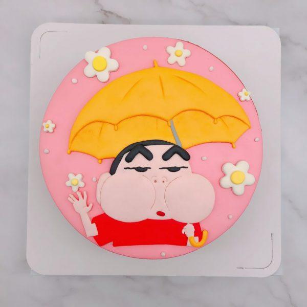 蠟筆小新生日蛋糕推薦,卡通造型蛋糕宅配分享