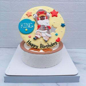 魔物獵人生日蛋糕推薦,艾露貓客製化造型蛋糕宅配