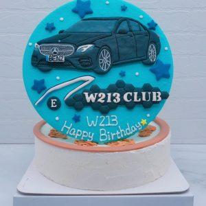 賓士汽車客製化造型蛋糕推薦 ,Mercedes-Benz車子生日蛋糕宅配