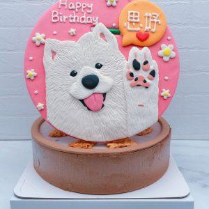 狗狗生日蛋糕推薦,寵物造型蛋糕宅配分享