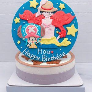 海賊王魯夫生日蛋糕推薦,喬巴造型蛋糕宅配海賊王魯夫生日蛋糕推薦,喬巴造型蛋糕宅配