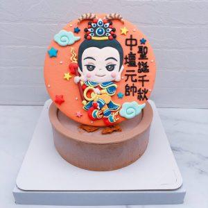 神明三太子造型蛋糕推薦,中壇元帥生日蛋糕宅配分享